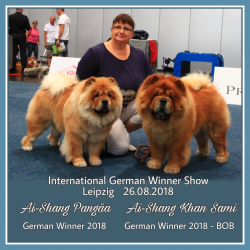 German Winner Show Leipzig